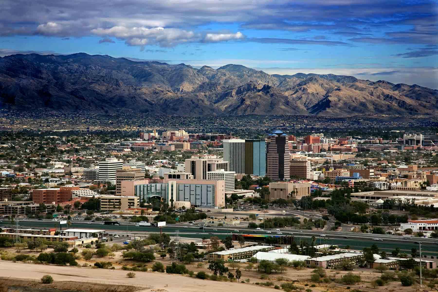 Phoenix. The University of Arizona ...
